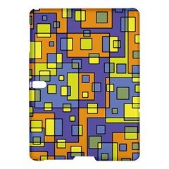 Square Background Background Texture Samsung Galaxy Tab S (10 5 ) Hardshell Case