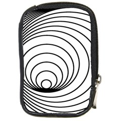 Spiral Eddy Route Symbol Bent Compact Camera Cases
