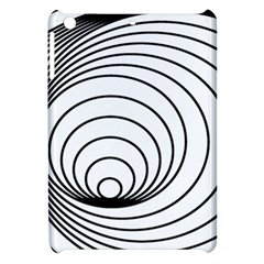 Spiral Eddy Route Symbol Bent Apple Ipad Mini Hardshell Case