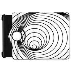 Spiral Eddy Route Symbol Bent Kindle Fire Hd 7