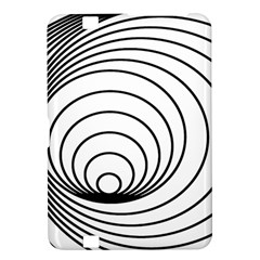 Spiral Eddy Route Symbol Bent Kindle Fire Hd 8 9