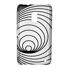 Spiral Eddy Route Symbol Bent Nokia Lumia 620