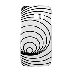 Spiral Eddy Route Symbol Bent Galaxy S6 Edge