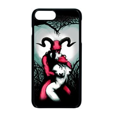 Happily Ever After Apple Iphone 7 Plus Seamless Case (black)