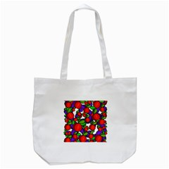 Peaches And Plums Tote Bag (white)
