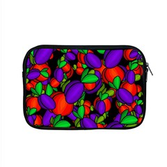 Plums And Peaches Apple Macbook Pro 15  Zipper Case