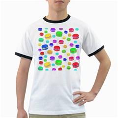 Macaroons Ringer T-Shirts