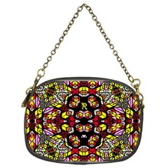 Queen Design 456 Chain Purses (two Sides)