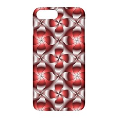 Floral Optical Illusion Apple Iphone 7 Plus Hardshell Case