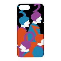 People Apple Iphone 7 Plus Hardshell Case