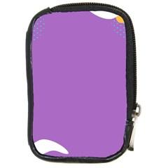 Purple Compact Camera Cases