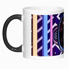 Abstract Sphere Room 3d Design Morph Mugs