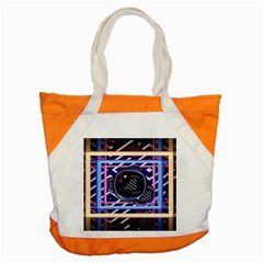 Abstract Sphere Room 3d Design Accent Tote Bag