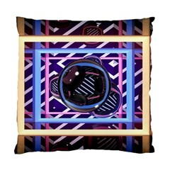 Abstract Sphere Room 3d Design Standard Cushion Case (one Side)