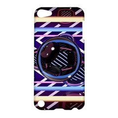 Abstract Sphere Room 3d Design Apple Ipod Touch 5 Hardshell Case