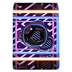 Abstract Sphere Room 3d Design Flap Covers (s)