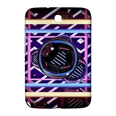 Abstract Sphere Room 3d Design Samsung Galaxy Note 8 0 N5100 Hardshell Case