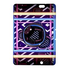 Abstract Sphere Room 3d Design Kindle Fire Hdx 8 9  Hardshell Case