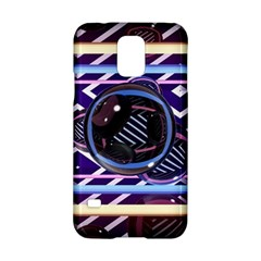 Abstract Sphere Room 3d Design Samsung Galaxy S5 Hardshell Case