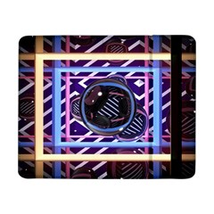 Abstract Sphere Room 3d Design Samsung Galaxy Tab Pro 8 4  Flip Case