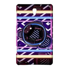 Abstract Sphere Room 3d Design Samsung Galaxy Tab S (8 4 ) Hardshell Case