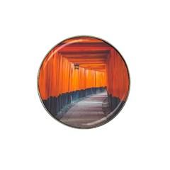 Architecture Art Bright Color Hat Clip Ball Marker