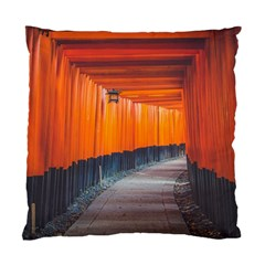 Architecture Art Bright Color Standard Cushion Case (one Side)