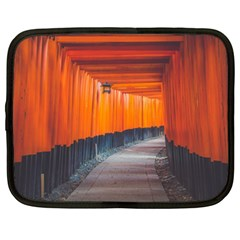 Architecture Art Bright Color Netbook Case (xxl)