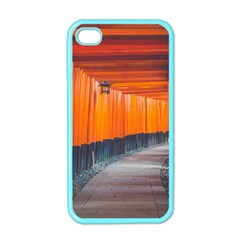 Architecture Art Bright Color Apple Iphone 4 Case (color)