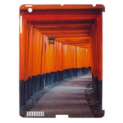 Architecture Art Bright Color Apple Ipad 3/4 Hardshell Case (compatible With Smart Cover)