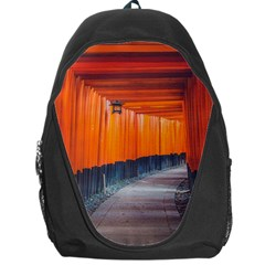Architecture Art Bright Color Backpack Bag