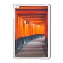 Architecture Art Bright Color Apple Ipad Mini Case (white)