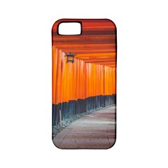 Architecture Art Bright Color Apple Iphone 5 Classic Hardshell Case (pc+silicone)
