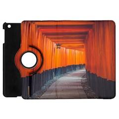 Architecture Art Bright Color Apple Ipad Mini Flip 360 Case