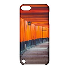 Architecture Art Bright Color Apple Ipod Touch 5 Hardshell Case With Stand
