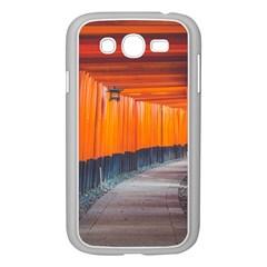 Architecture Art Bright Color Samsung Galaxy Grand Duos I9082 Case (white)