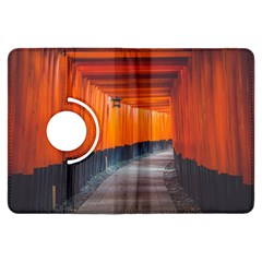 Architecture Art Bright Color Kindle Fire Hdx Flip 360 Case