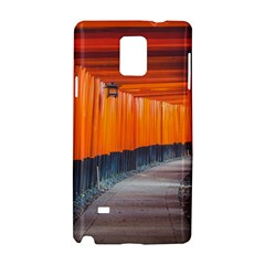 Architecture Art Bright Color Samsung Galaxy Note 4 Hardshell Case