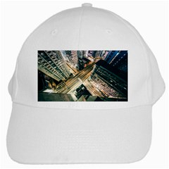 Architecture Buildings City White Cap