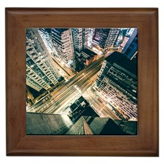 Architecture Buildings City Framed Tiles