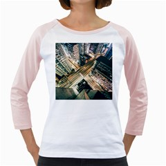 Architecture Buildings City Girly Raglans
