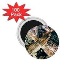 Architecture Buildings City 1 75  Magnets (100 Pack)