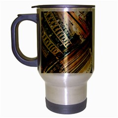 Architecture Buildings City Travel Mug (silver Gray)