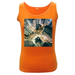 Architecture Buildings City Women s Dark Tank Top