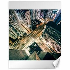 Architecture Buildings City Canvas 12  X 16