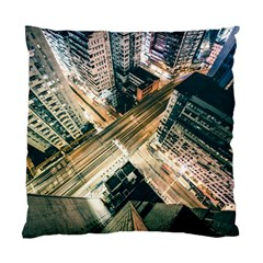 Architecture Buildings City Standard Cushion Case (one Side)
