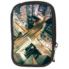 Architecture Buildings City Compact Camera Cases