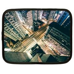 Architecture Buildings City Netbook Case (xxl)