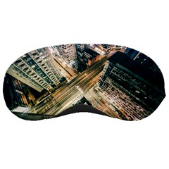 Architecture Buildings City Sleeping Masks