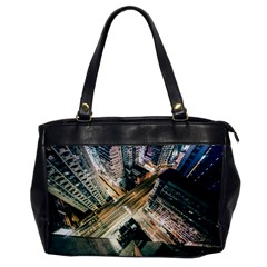 Architecture Buildings City Office Handbags